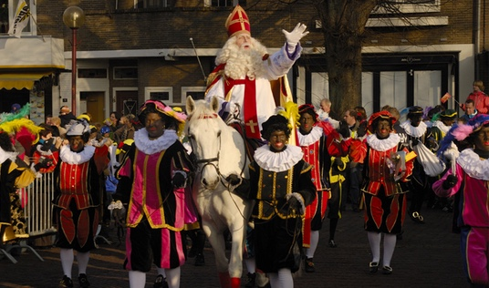 The Dutch tradition of Black Pete –    a jolly children's friend, or a racist caricature? Johanna Brunt